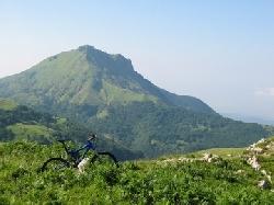 Mountainbiking in the surrounding