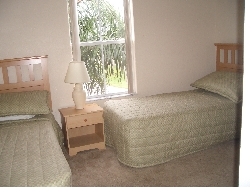 Bedroom 4 - Twin Bedded