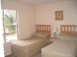 Bedroom 3 - Twin Bedded