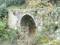 Hellenic Bridge  in Xirokambi