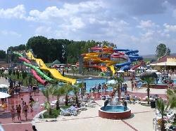 Waterpark in Sunny Beach