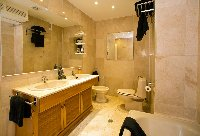 Master Ensuite, full bath, showe & bidet