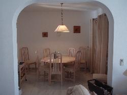 Casa Karjohn Dining room