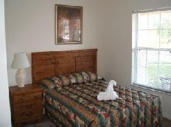 Double bedroom en suit