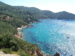 Argentario coast only 20 minutes drive