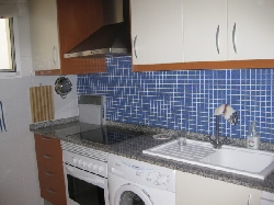 part view of kitchen