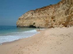nearest beach Santianes