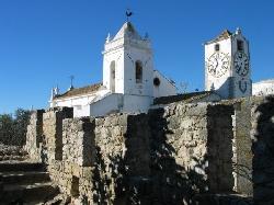 The old Moorish castle