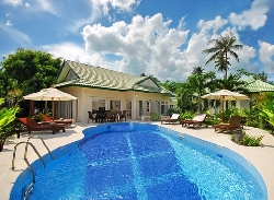 Baan Suay 3bed villa with pool