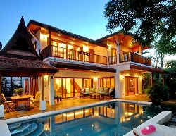 Baan Chantra 2 bed villa with pool
