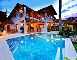 Baan Tawan 3bed villa with pool