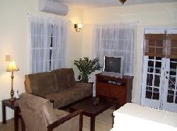 Livingroom of One Bedroom Apartment