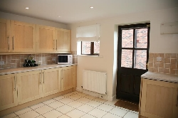 Kitchen at Riverside Cottage