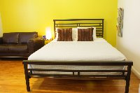 Queen Size comfortable bed