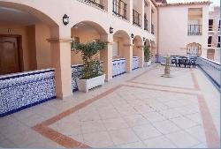 Andalucian Terrace 1st floor - Communal