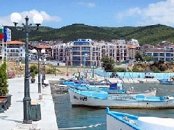 St Vlas Marina