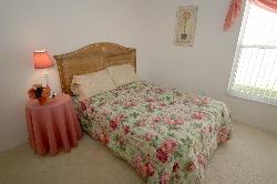2nd Bedroom with en-suite