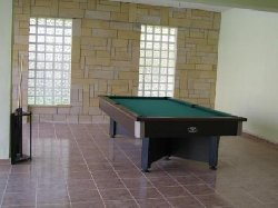 On site games room