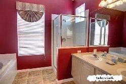 Master Bath#1 w/ Soaking Tub & Shower