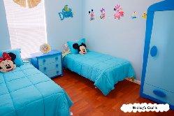 Disney Theme Bedroom #4