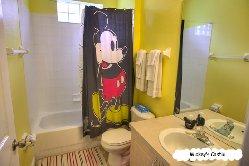 Disney Theme 3rd Bathroom