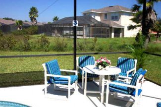 Villa To Rent In Disney Sunset Lakes Kissimmee Orlando