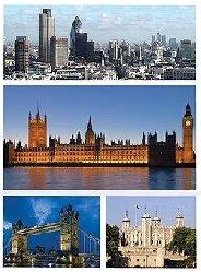 London's Sights! - a short train ride.