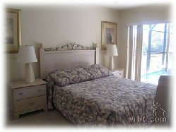 Queen Master Bedroom with Bathroom