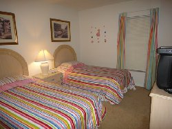 Girls themed bedroom