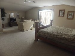 One of our King size Master suites