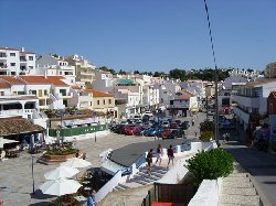 CARVOEIRO VILLAGE SQUARE