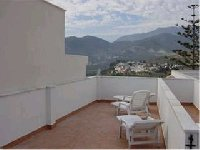 Own Roof Terrace area with sunloungers