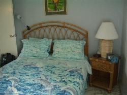2nd Bedroom, Queen size Bed