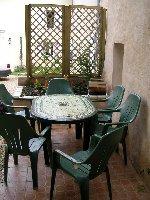 Gite terrace