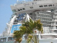Picture of Cruise Ship in New Falmouth