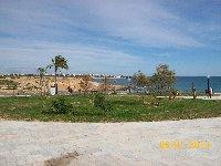 local beach promenade