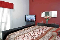 Master Bedroom 1 - HDTV & DVD Player