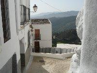 Yunquera village street