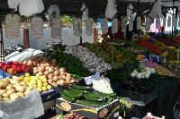 Yunquera local market