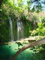 Waterfalls at Antayla