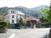 Arrival at Villa Ida