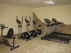 Gym on site