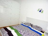 Bedroom 2 also has a big wardrobe