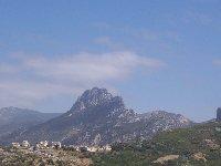 Five finger Mountain