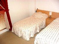1 of 2 Twin Bedrooms