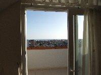 Top Floor  Bedroom 2 / sunterrace / view