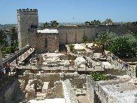 Jerez de la Frontera castle