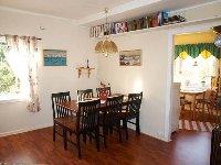 Dining room / living room.