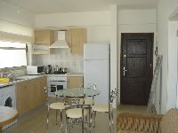 Kitchen 1 bed apartment