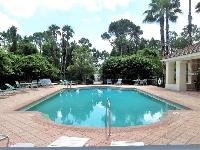 Cabana and Communal Pool